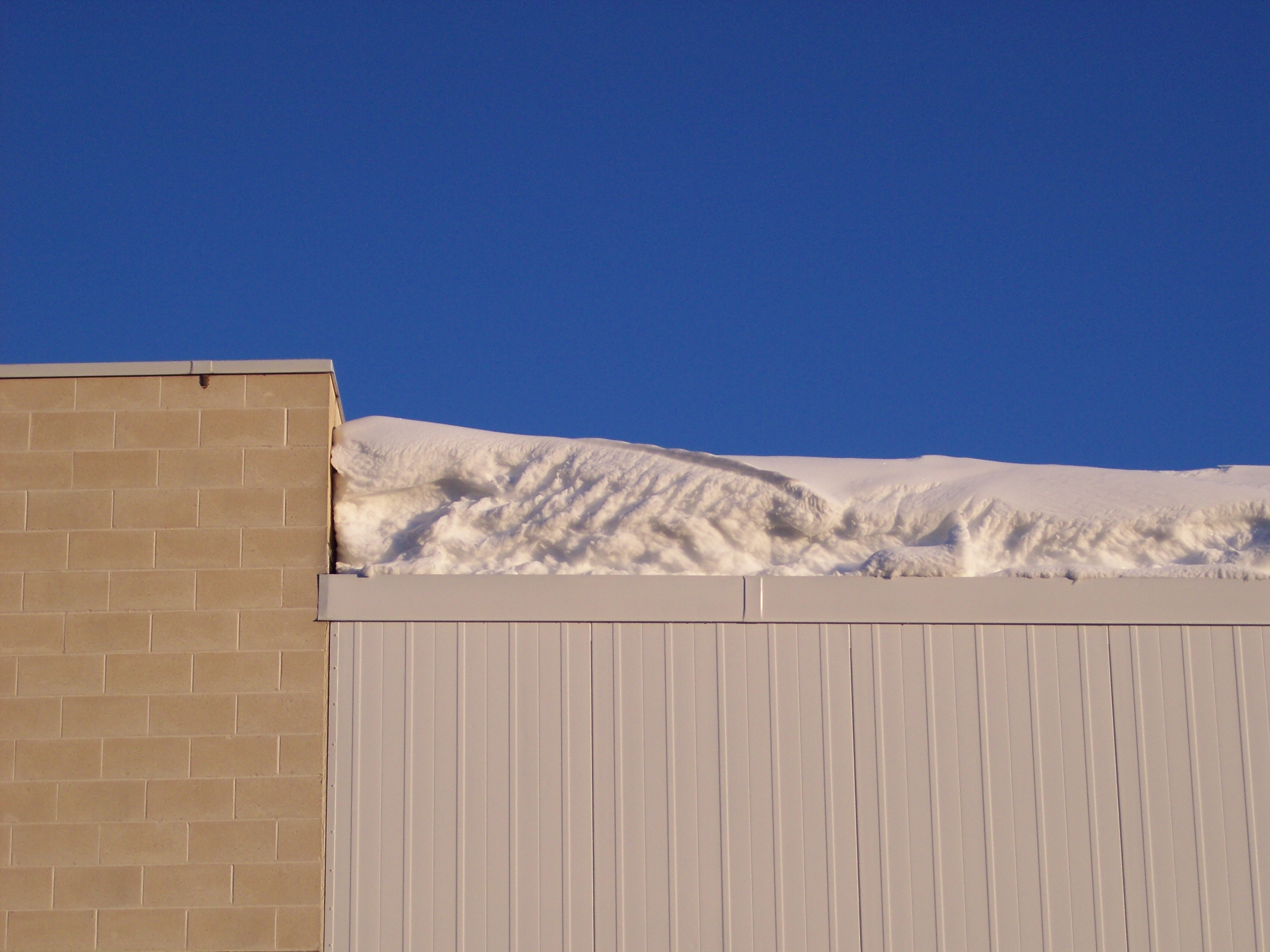 Roof Snow Loads Galbraith Pre Design