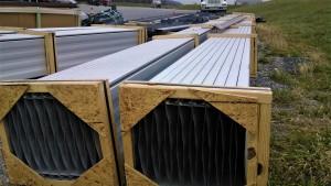 Metal building system