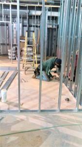 mid atlantic steel studding contractor