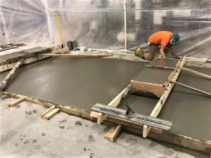 Concrete contractor in Pennsylvania