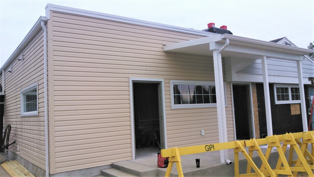 Vinyl siding Pennsylvania