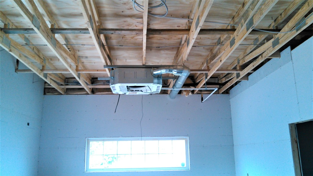 Split System - commercial contractor in Pennsylvania