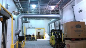 Food processing facility construction in Pennsylvania
