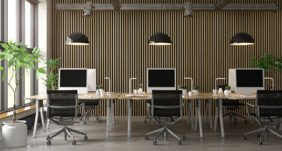 Key Elements to Functional & Appealing Commercial Office Design