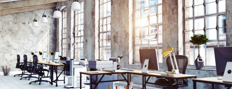 The Latest Trends in Commercial Workplace Construction